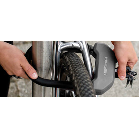 Hiplok DXC - Antivol vélo - gris/noir